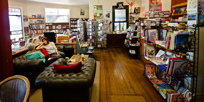 Millpoint Caffe Bookshop South Perth